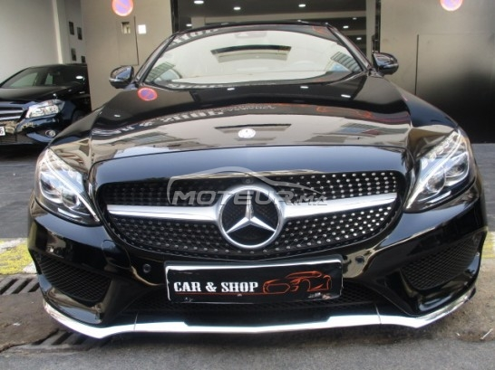 MERCEDES Classe c coupe Pack amg occasion 584958