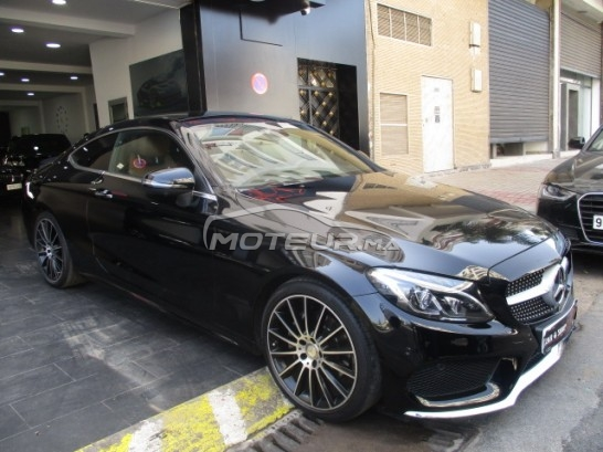 MERCEDES Classe c coupe Pack amg occasion 584957