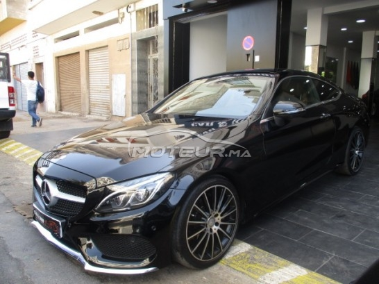 MERCEDES Classe c coupe Pack amg occasion 584950