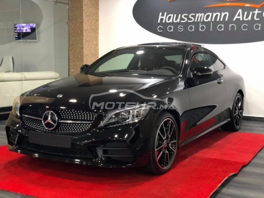 سيارة في المغرب MERCEDES Classe c coupe 220d pack amg - 269034