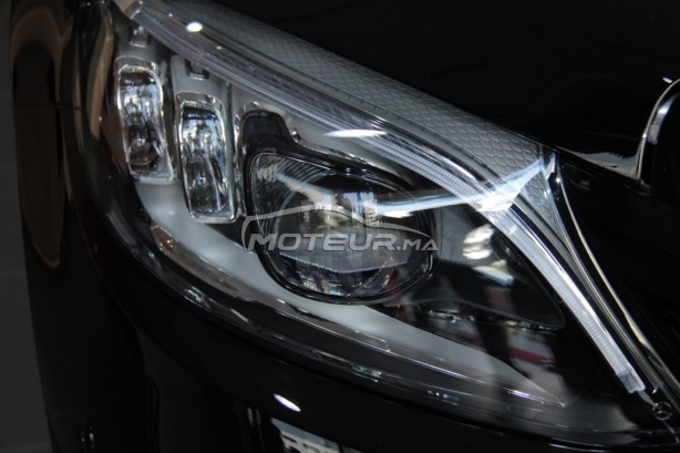 MERCEDES Classe c coupe 220d coupé occasion 698109