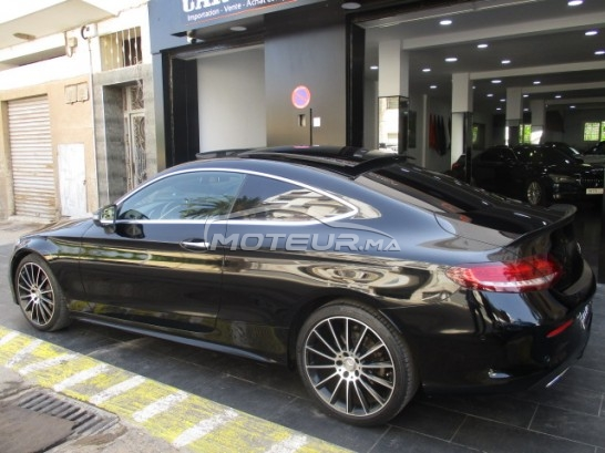 MERCEDES Classe c coupe Pack amg occasion 584944
