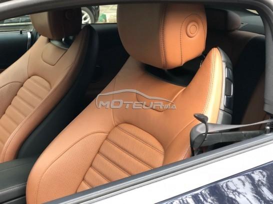 MERCEDES Classe c coupe 220d amg line occasion 529112