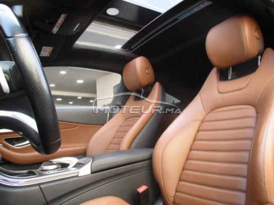 MERCEDES Classe c coupe Pack amg occasion 584954