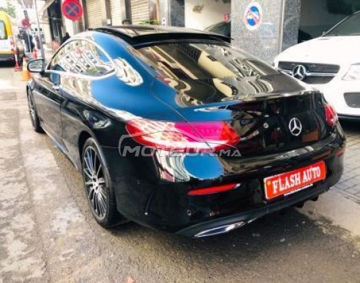 MERCEDES Classe c coupe 250 cdi pack amg occasion 708713
