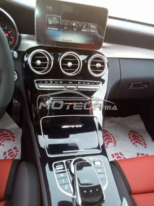 MERCEDES Classe c coupe 63s amg v8 biturbo occasion 354791