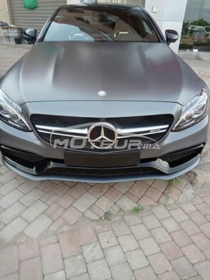 MERCEDES Classe c coupe 63s amg v8 biturbo occasion 354795