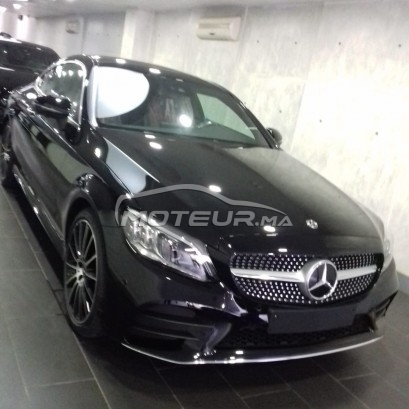 MERCEDES Classe c coupe 220d pack amg occasion 722794