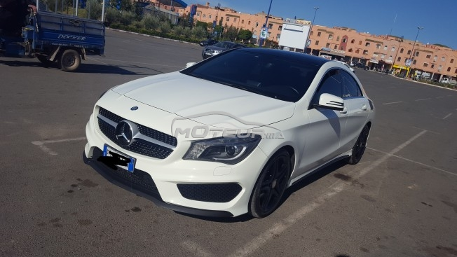 سيارة في المغرب مرسيدس بنز كلا 220 cdi - 187724