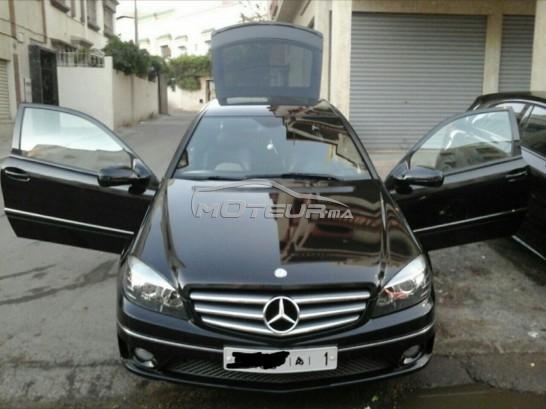 mercedes classe clc d 39 occasion maroc annonces voitures. Black Bedroom Furniture Sets. Home Design Ideas