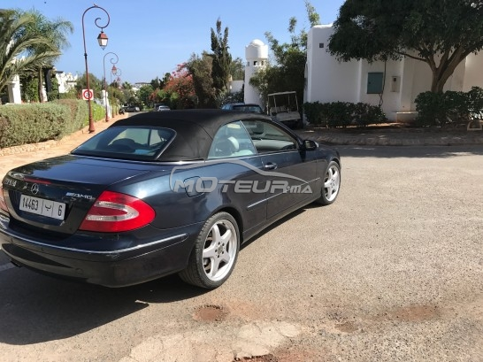 mercedes clk 320 amg 2004 essence 190041 occasion casablanca maroc. Black Bedroom Furniture Sets. Home Design Ideas