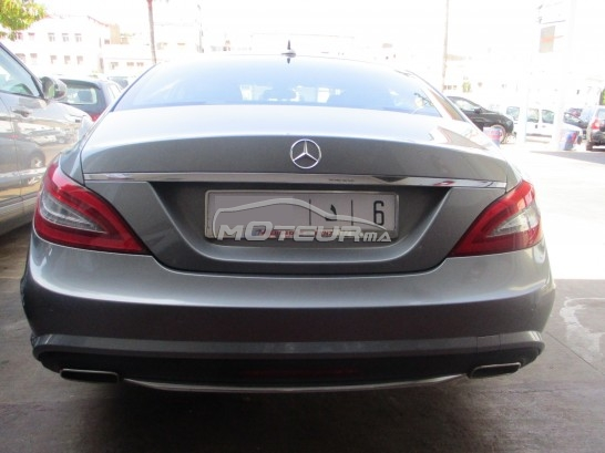 mercedes classe cls pack amg 2012 diesel 167262 occasion casablanca maroc. Black Bedroom Furniture Sets. Home Design Ideas