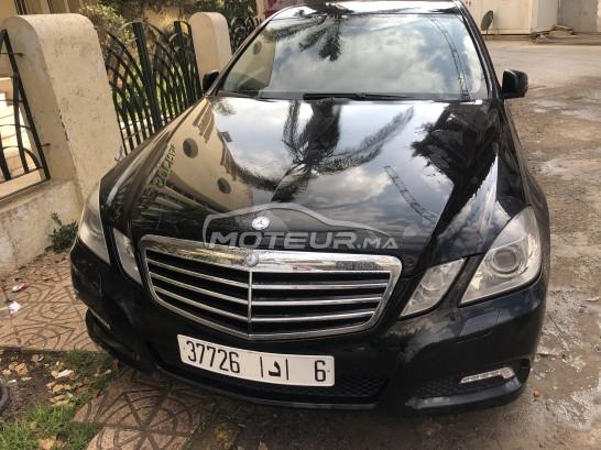 سيارة في المغرب MERCEDES Classe e 350 cdi - 223956