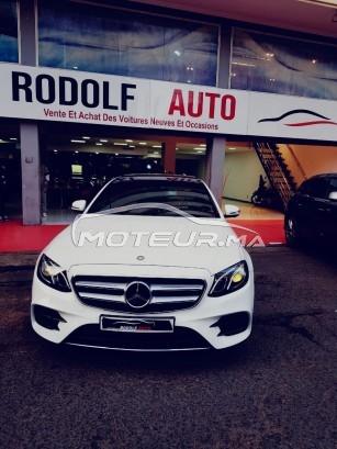 سيارة في المغرب MERCEDES Classe e 2017 - 309861