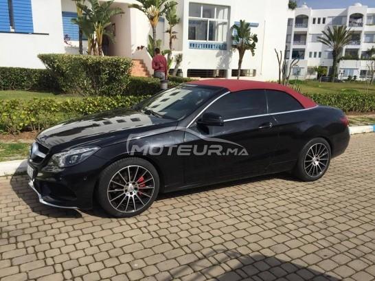 Voiture au Maroc MERCEDES Classe e Cabriolet 250 bluetech - 262607