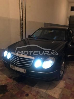 سيارة في المغرب MERCEDES Classe e 220 cdi - 256150