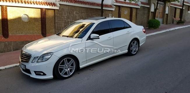 سيارة في المغرب مرسيدس بنز كلاسي ي 350 pack amg - 225853