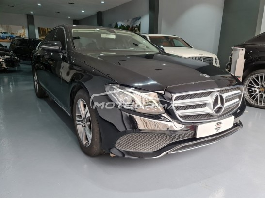 MERCEDES Classe e 220 exclusive occasion