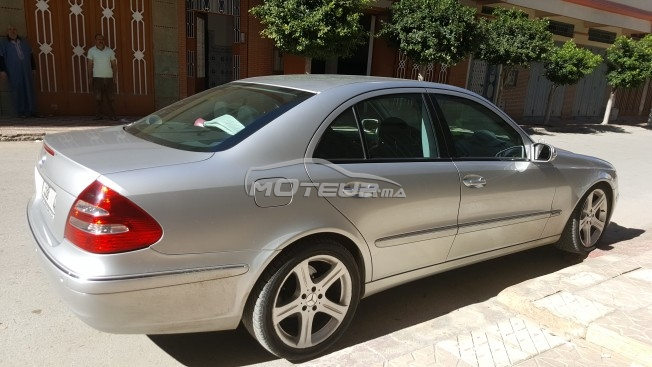 سيارة في المغرب MERCEDES Classe e - 184126