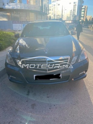 Voiture Mercedes benz Classe e 2010 à fes  Diesel