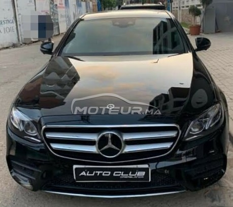 MERCEDES Classe e Pack amg occasion