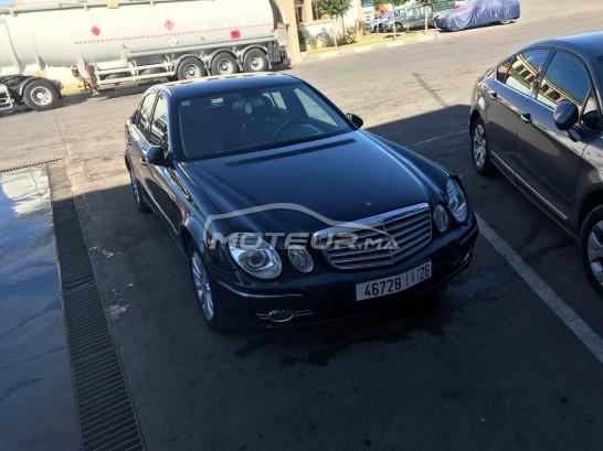 سيارة في المغرب MERCEDES Classe e 280 cdi - 240871