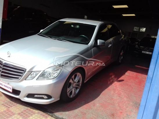 سيارة في المغرب مرسيدس بنز كلاسي ي 220 - 234815