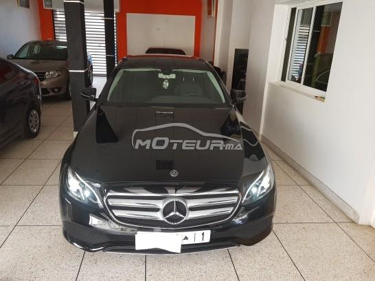 سيارة في المغرب مرسيدس بنز كلاسي ي 220d avantgarde - 221343