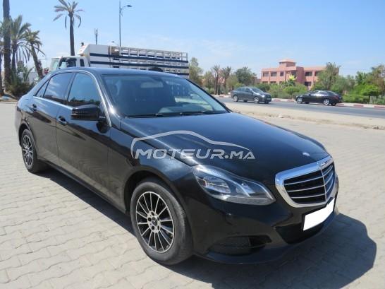 سيارة في المغرب MERCEDES Classe e 220 cdi - 317235