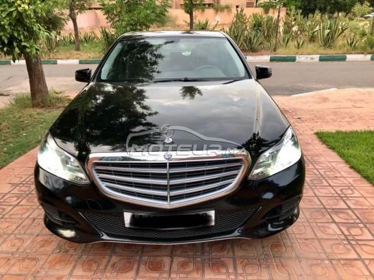 سيارة في المغرب مرسيدس بنز كلاسي ي 220 cdi - 234754