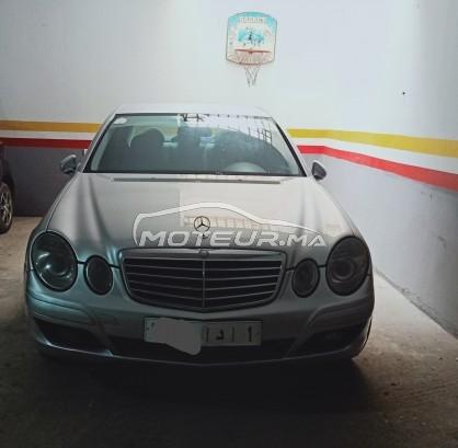 Voiture Mercedes benz Classe e 2007 à kenitra  Diesel  - 9 chevaux