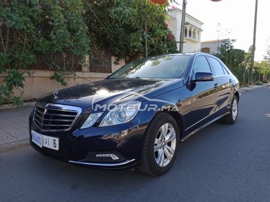 سيارة في المغرب MERCEDES Classe e 250 cdi - 295949
