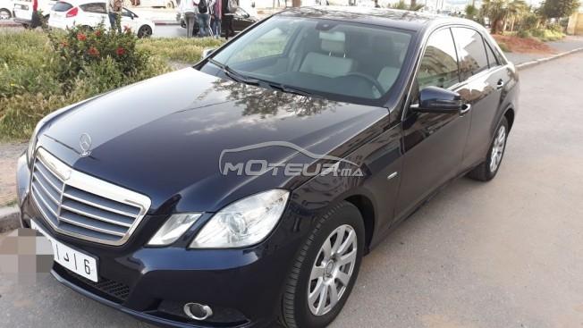 سيارة في المغرب MERCEDES Classe e - 211831