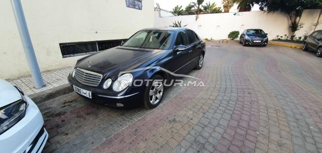 Voiture Mercedes benz Classe e 2002 à casablanca  Diesel  - 9 chevaux