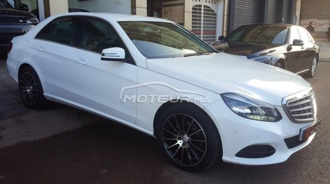 Voiture Mercedes benz Classe e 2015 à casablanca  Diesel