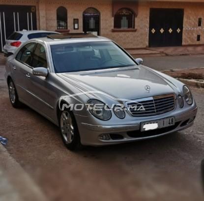 Voiture Mercedes benz Classe e 2008 à oujda  Diesel