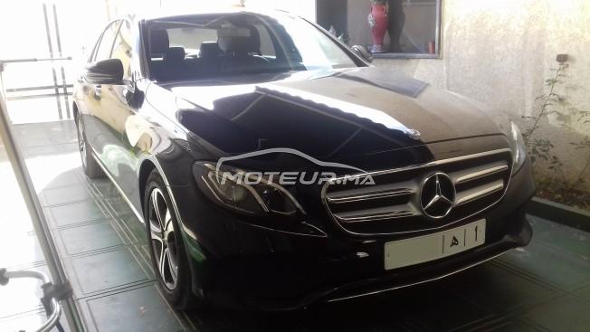 Acheter voiture occasion MERCEDES Classe e 220 cdi au Maroc - 296336
