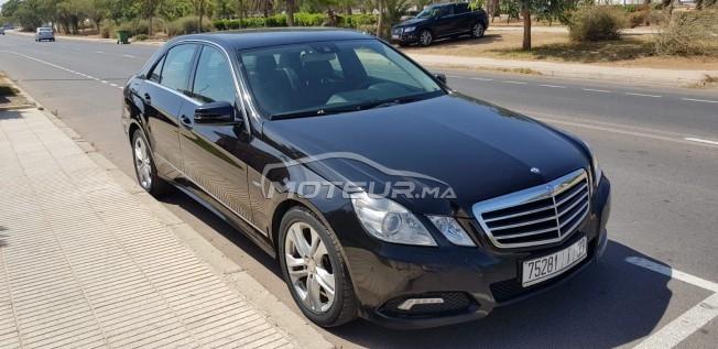 سيارة في المغرب مرسيدس بنز كلاسي ي 220 limousine - 234090