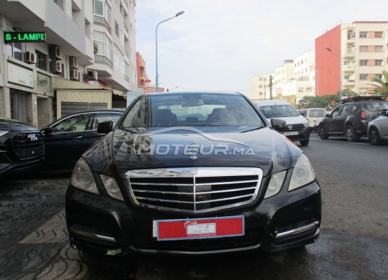 Voiture au Maroc MERCEDES Classe e 220 blue efficiency - 250438