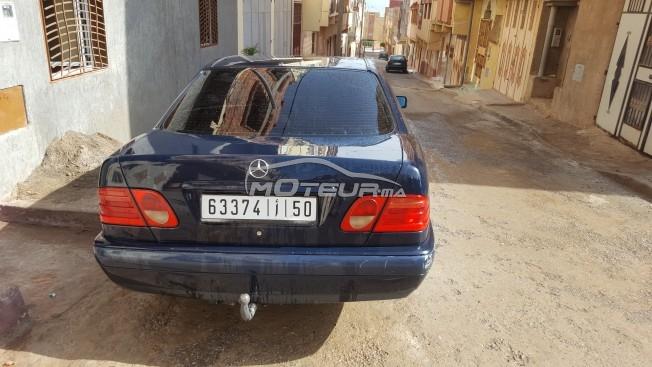 Voiture au Maroc MERCEDES Classe e 220 diesel - 213893