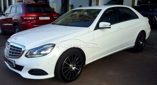 Acheter voiture occasion MERCEDES Classe e au Maroc - 264858