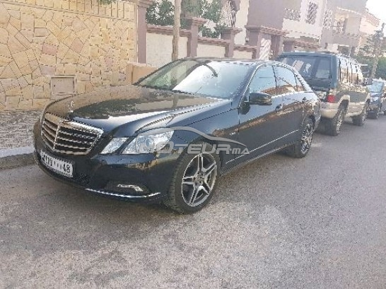 سيارة في المغرب مرسيدس بنز كلاسي ي - 176177