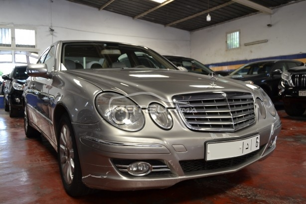 Voiture Mercedes benz Classe e 2002 à casablanca  Diesel