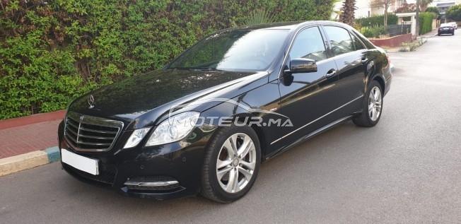 Acheter voiture occasion MERCEDES Classe e 250 cdi avant-garde au Maroc - 293757