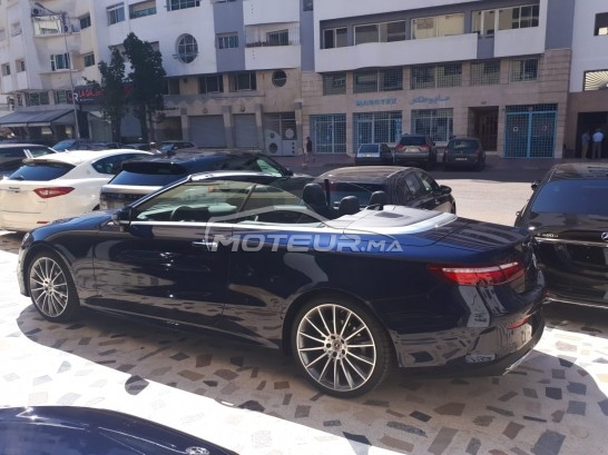 MERCEDES Classe e coupe Cabriolet pack amg occasion 599309