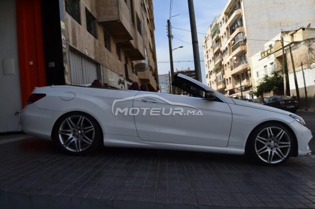 Voiture au Maroc MERCEDES Classe e coupe - 264841