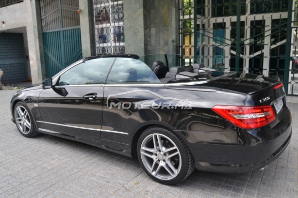 MERCEDES Classe e coupe Cabriolet 350d pack amg occasion 959638