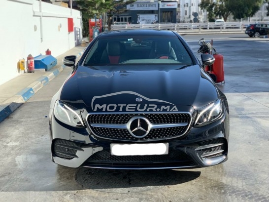 MERCEDES Classe e coupe 220 amg line مستعملة