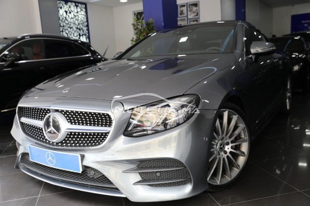 MERCEDES Classe e coupe 220 pack amg occasion