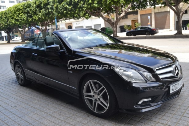 MERCEDES Classe e coupe Cabriolet 350d pack amg occasion 959640